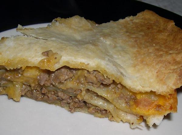 Quasadilla Pie Recipe