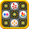 Logo Memory Game: GoMemo icon