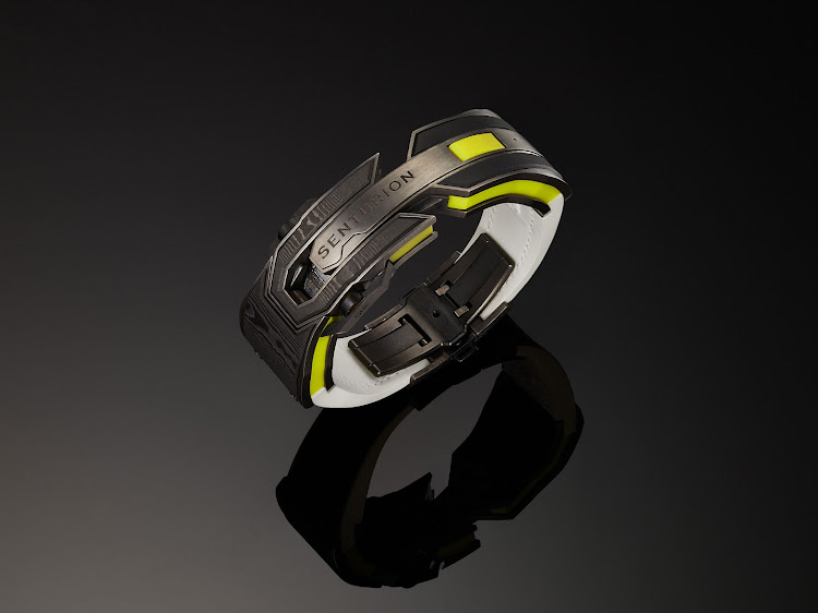 Wear Your Diamonds And Meteorites On Your Wrist With This Elite