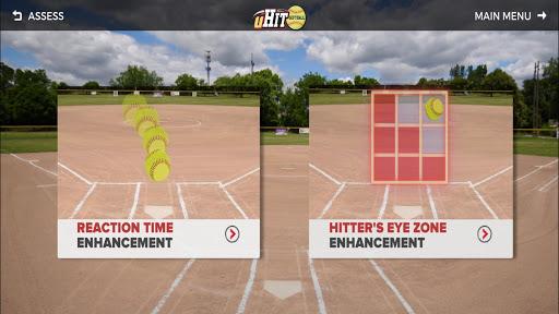 uHIT Softball screenshot 2