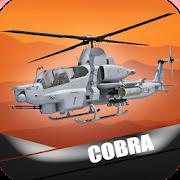 Cobra Helicopter Flight Simulator AH-1 Viper Pilot