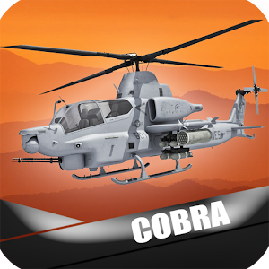 AH-1 Viper Cobra Ops - helicopter flight simulator