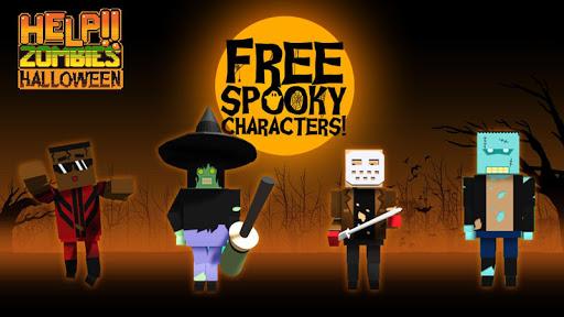 玩免費動作APP|下載Help!! Zombies Halloween app不用錢|硬是要APP