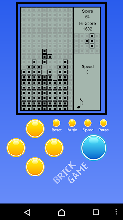 Brick Classic - Brick Game 1.24 screenshot 2088504