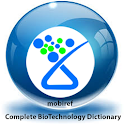 BioTechnology Dictionary Free icon