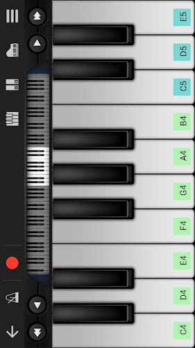 Walk Band - Multitracks Music Android App Screenshot