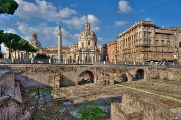 Roma per me… Basilica Ulpia di EnricoPrc