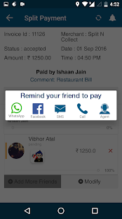 UPI App- Pay,Split & Earn- screenshot thumbnail