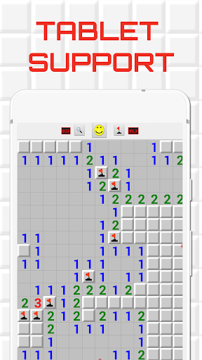 Minesweeper for Android - Free Mines Landmine Game 2.6.22 screenshots 7