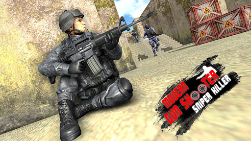 Modern Gun Shooter Sniper Killer 1.0.1 screenshots 10