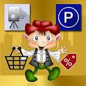 Útinfó-Traffipax-Parkolás-ATM icon