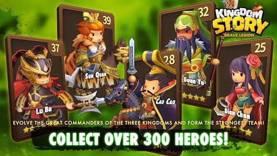 Kingdom Story: Brave Legion 2.28.KG 8