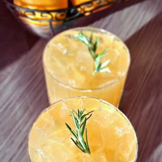 Skinny Citrus Whiskey Sour