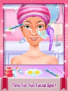 Tải Indian Air Hostess Salon Makeover APK