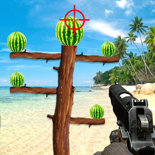 Shoot The Watermelon