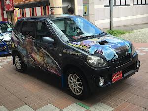 Kei HN22S BターボMT痛車のカスタム事例画像 SHIMISOさんの2018年09月13日13:28の投稿