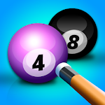 8 Black Ball Billiard World Series icon