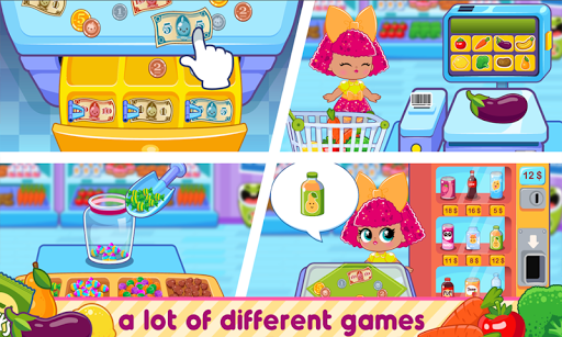 l o l Dools Supermarket Game 5.25.1 screenshots 1
