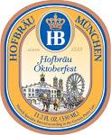 Logo of Hofbrau Oktoberfest