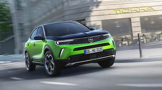 Pura emoción en Salinas Car: Opel presenta el Mokka Eléctrico, lleno de energía