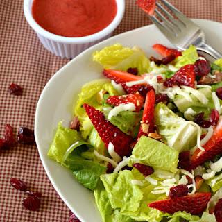 Copycat Zupa's Strawberry Harvest Salad