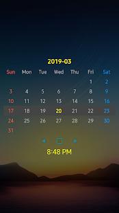 ClockView - Always On Clock Screenshot