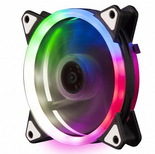 Quạt Case Erosi Rainbow 2