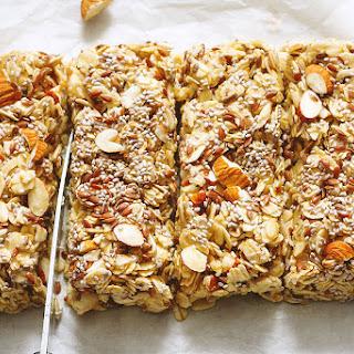 Flax Seed Oatmeal Bars Recipes.