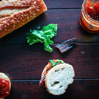 Homemade Heirloom Tomato Jam