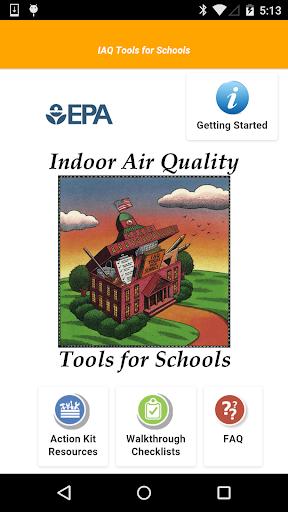 School IAQ Assessment Tool