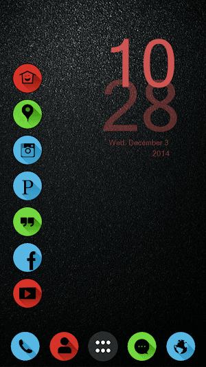 4 Cobo Launcher Easy Beautify App screenshot