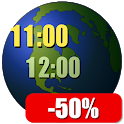 World Clock Widget 2018 Pro icon
