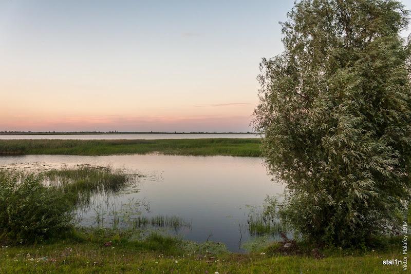 озеро Сосно