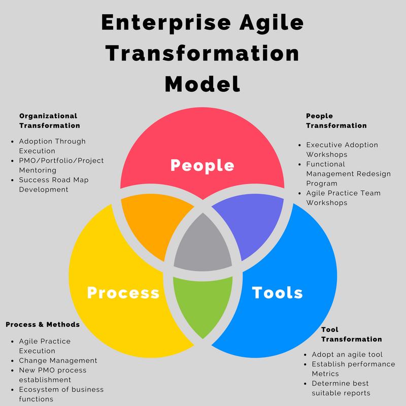agile transformation success model