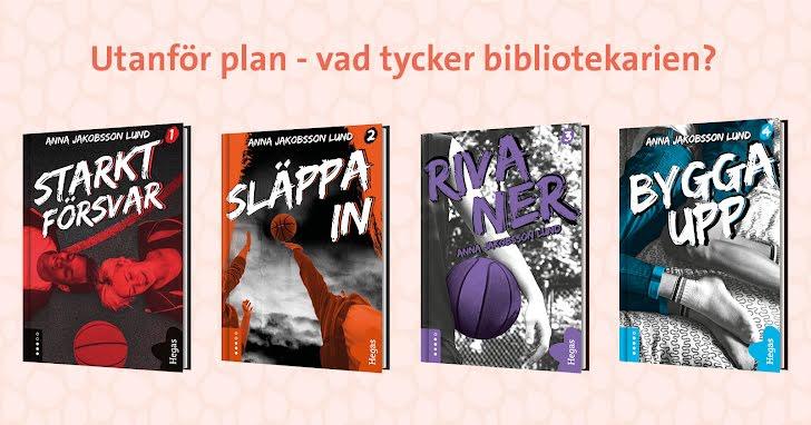 Utanför plan – vad tycker bibliotekarien?