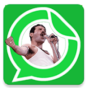 Freddie Mercury Fans Sticker App