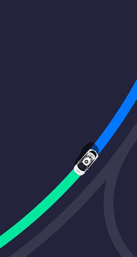 Overhead Waymo One illustration