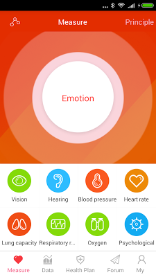 iCare Emotion Test Pro : Android - Aplikace