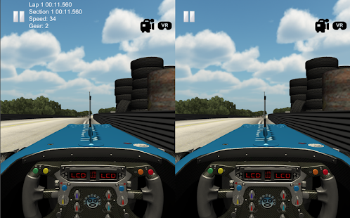 VR Racing- screenshot thumbnail