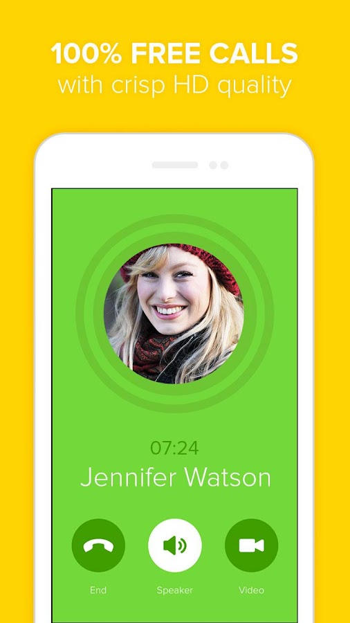 Rounds Free Video Chat & Calls- screenshot
