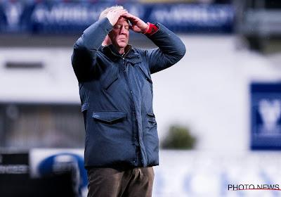 Peter Maes moet wellicht heel wat ervaring missen tegen AA Gent