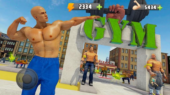 Gym Workout Fitness Tycoon 3D: Mod Apk [Latest] Download for Android 3