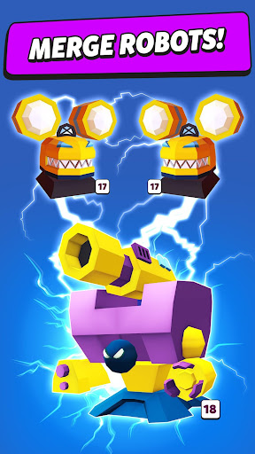 Merge Tower Bots 1.3.1 screenshots 2