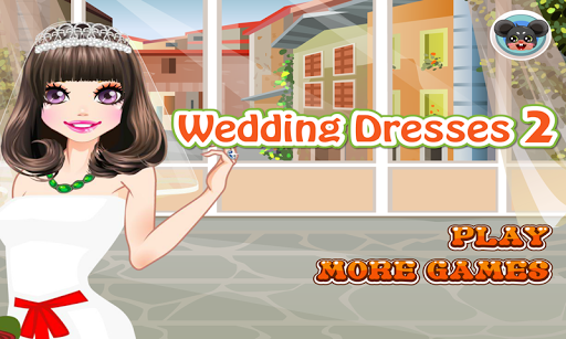 Wedding Dresses 2-女孩小游戏