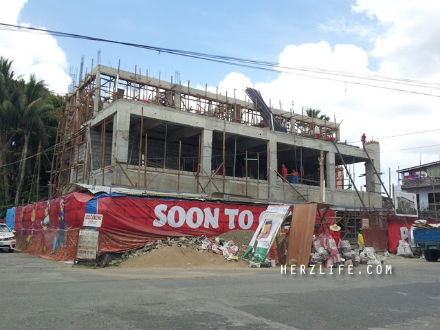 Soon to Open: Jollibee Odiongan