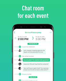 App TimeTree - Free Shared Calendar APK for Windows Phone