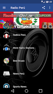 Radio Peru FM AM Emisoras Online Free 1