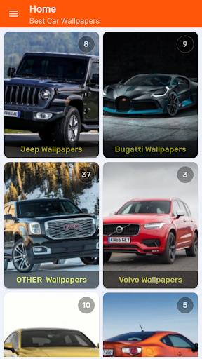 Best Car Wallpapers 2.2 Screenshots 1