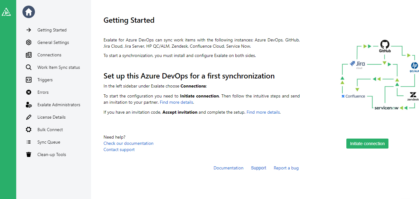 getting started with azure devops and github integration