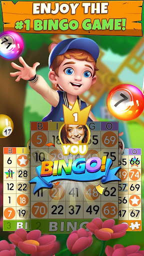 Bingo Party - Free Casino Game to Play at Home apkbreak screenshots 1